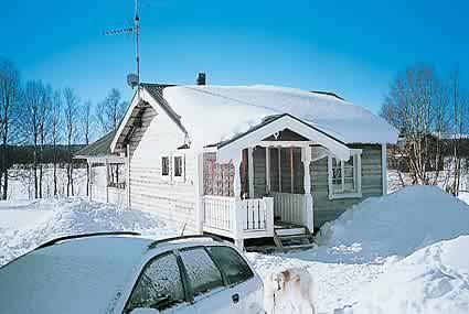 skiurlaub im winter in einem ferienhaus oder einer. Black Bedroom Furniture Sets. Home Design Ideas